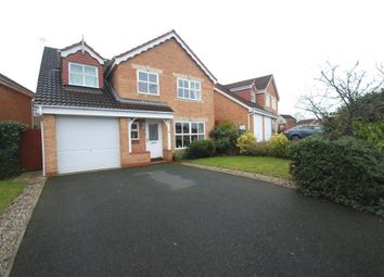 Thumbnail 4 bed property to rent in Cornwall Drive, Stafford
