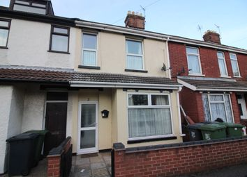 Thumbnail 4 bed terraced house for sale in Garrison Road, Great Yarmouth