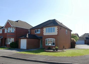 Thumbnail 4 bed detached house for sale in Clos Brenin, Brynsadler, Pontyclun