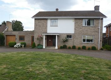 Thumbnail 3 bed detached house for sale in Thorpe Avenue, Peterborough, Cambridgeshire