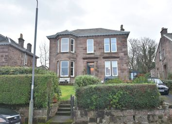 Thumbnail 4 bed flat for sale in Moorfield Road, Gourock