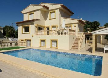 Thumbnail 8 bed villa for sale in Calp, Alacant, Spain