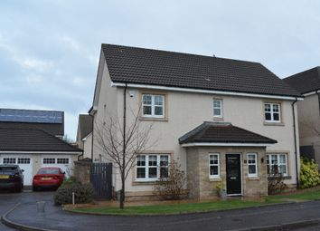 Thumbnail 4 bed property for sale in Endrick Court, Larbert, Falkirk