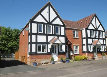 Thumbnail 3 bed semi-detached house for sale in Graylag Crescent, Walton Cardiff, Tewkesbury