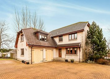 Thumbnail 4 bed detached house for sale in Glasgow Road, Longcroft