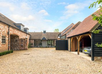 Thumbnail 5 bed detached house for sale in Downs Stables, Manor Road, Wantage