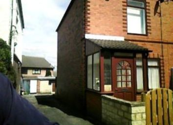 Thumbnail 2 bed terraced house to rent in Westfield Road, Bramley, Rotherham
