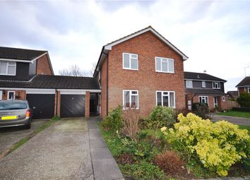 Thumbnail 4 bed detached house for sale in Caraway Road, Earley, Reading