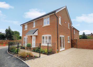 Thumbnail 3 bed detached house for sale in Colton Road, Shrivenham, Swindon