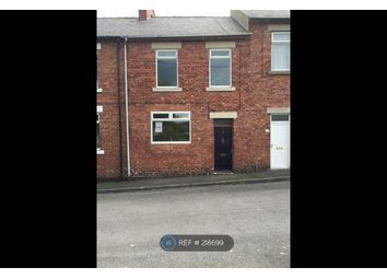 Thumbnail 3 bed terraced house to rent in William Street, Stanley