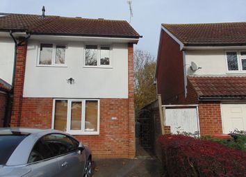 Thumbnail 2 bed property to rent in Harvey Close, Creasys Drive, Crawley