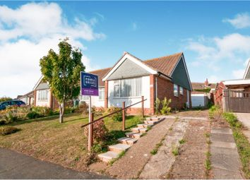 Thumbnail 3 bedroom semi-detached bungalow for sale in Homefield Road, Seaford