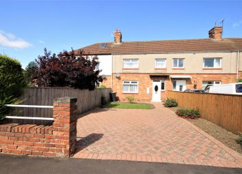 Thumbnail 3 bed terraced house for sale in South View, Ferryhill