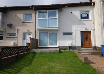 Thumbnail 3 bed terraced house for sale in Glen Crescent, Stevenston