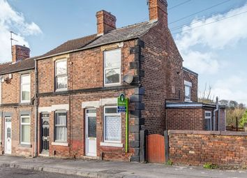 Thumbnail 2 bed terraced house for sale in Doncaster Road, Conisbrough, Doncaster