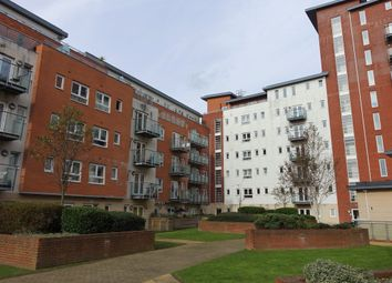 Thumbnail 2 bed flat for sale in Lower Canal Walk, Southampton