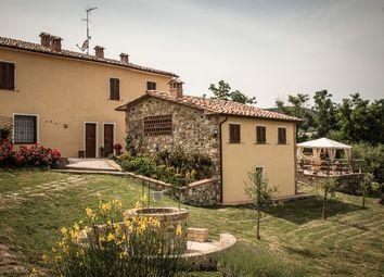 Thumbnail 6 bed farmhouse for sale in Via Foscolo 9, Chianni, Pisa, Tuscany, Italy