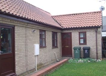 Thumbnail 1 bed bungalow to rent in Nunnery Place, Thetford