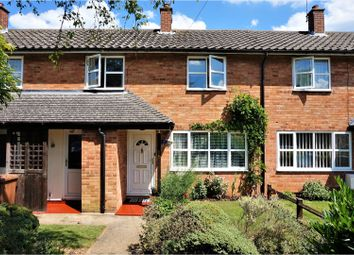 Thumbnail 2 bedroom terraced house for sale in Maltby Close, Peterborough