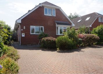 Thumbnail 4 bed detached house for sale in Cranleigh Gardens, Cowes