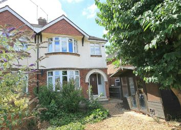 Thumbnail 3 bed semi-detached house for sale in Northampton Road, Brixworth, Northampton