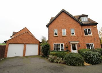 Thumbnail 6 bed detached house for sale in Irwin Road, Blyton, Gainsborough
