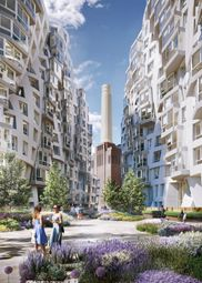 Thumbnail 3 bed flat for sale in Prospect Place, Battersea Power Station