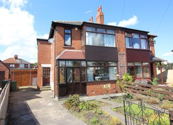 Thumbnail 4 bed semi-detached house for sale in Somerville Green, Kkillingbeck, Leeds