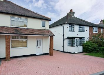 Thumbnail 3 bed semi-detached house for sale in Old Hednesford Road, Cannock