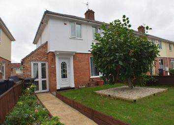 Thumbnail 2 bed end terrace house for sale in Rhode Lane, Bridgwater