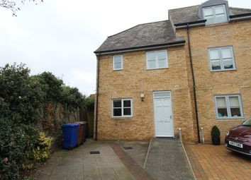 Thumbnail 2 bed end terrace house to rent in All Saints Court, Bury St. Edmunds