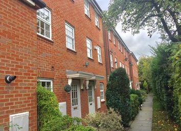 Thumbnail 4 bed terraced house for sale in Chadwicke Close, Stapeley, Nantwich, Cheshire