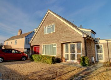 Thumbnail 5 bed detached house for sale in East Road, Isleham, Ely