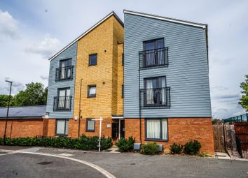 Thumbnail 2 bed flat for sale in Wodell Drive, Wolverton