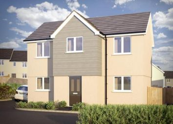 Thumbnail 3 bedroom detached house for sale in Scredda, St. Austell