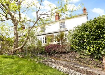 Thumbnail 6 bed semi-detached house for sale in Lodge Hill Road, Lower Bourne, Farnham, Surrey