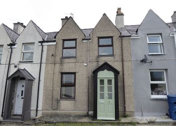 Thumbnail 2 bed terraced house for sale in Hill Street, Gerlan, Bethesda, Bangor