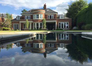 Thumbnail 6 bedroom detached house for sale in Esher Park Avenue, Esher, Surrey