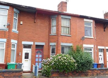 Thumbnail 2 bedroom terraced house for sale in South Street, Longsight, Manchester