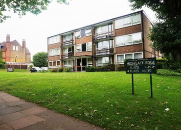 Thumbnail 2 bed flat to rent in Highgate Edge, Great North Road, London
