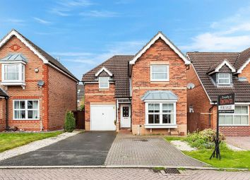 Thumbnail 3 bed detached house for sale in Oakworth Close, Congleton