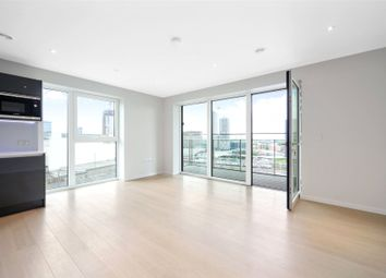 Thumbnail 2 bed flat to rent in Cassia Point, 2 Glasshouse Gardens, London
