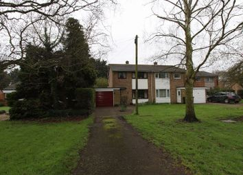 Thumbnail 3 bed semi-detached house for sale in East Side, Beeston, Sandy