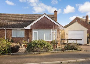 Thumbnail 2 bed semi-detached bungalow for sale in Boness Road, Wroughton, Swindon
