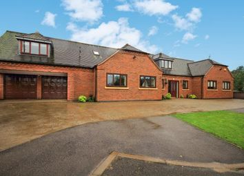 Thumbnail 6 bedroom detached house for sale in Vicarage Close, Kirby Muxloe, Leicester, Leicestershire