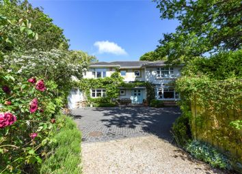 Thumbnail 4 bed detached house for sale in Waterford Close, Lymington, Hampshire