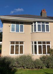 Thumbnail 3 bed semi-detached house for sale in Cimla Crescent, Cimla, Neath
