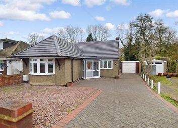Thumbnail 2 bed semi-detached bungalow for sale in Hever Avenue, West Kingsdown, Sevenoaks, Kent