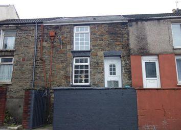 Thumbnail 2 bed terraced house to rent in Penygraig Road, Penygraig