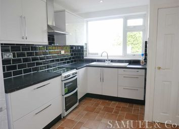 Thumbnail 3 bed maisonette to rent in Blackwood Road, Streetly, Sutton Coldfield